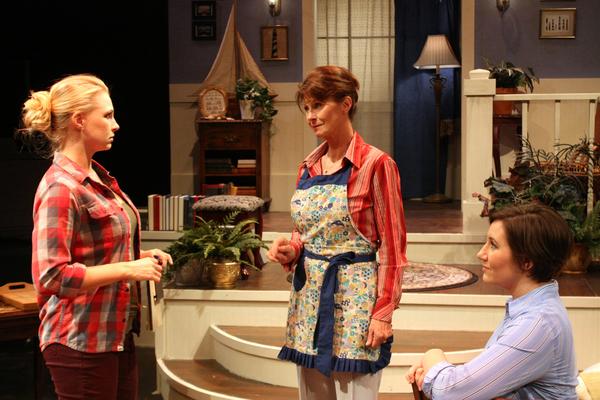 Ashlee Elizabeth Bashore, Cindee Mayfield and Jennifer Kuenze