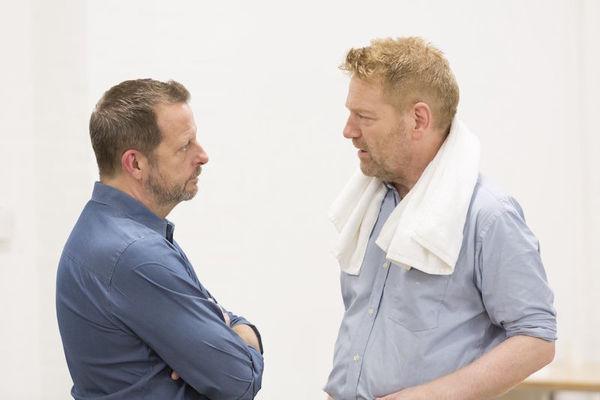Rob Ashford, Kenneth Branagh