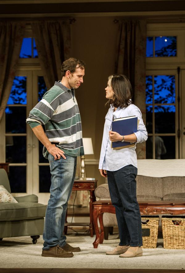 Stephen Kunken and Diane Davis.