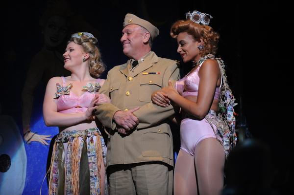 Emily Nies, Jeffrey Howell and Carina Kay-Louchiey Photo