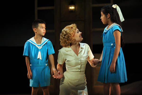 Photo Flash: First Look at Ben Davis and Erika Henningsen in SOUTH PACIFIC at Pittsburgh CLO