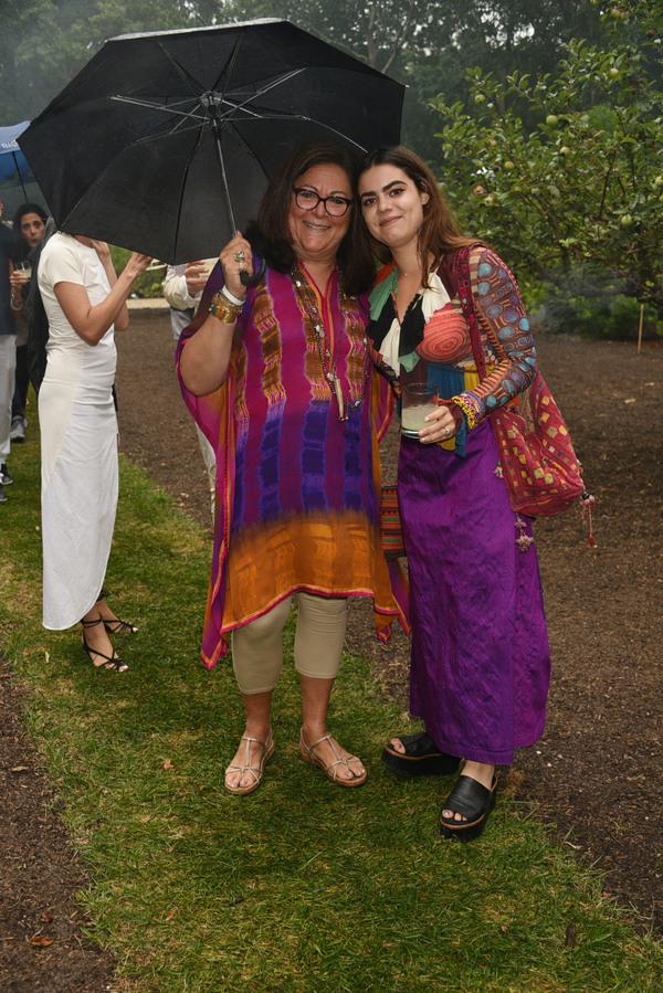 Fern Mallis, Alexandra Metcalf photo by Rob Rich/SocietyAllure.com © 2016 robwayne1@aol.com 516-676-3939