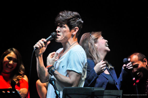 Photo Coverage: One Night Stand Cabaret Presents 'I Miss Saigon'