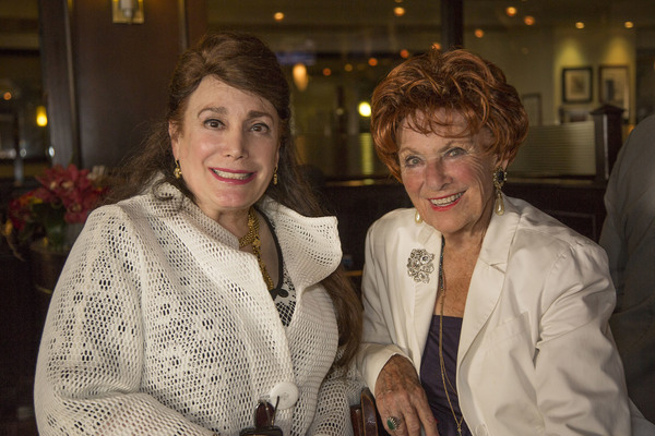 Donnelley Dadigan and Marion Ross