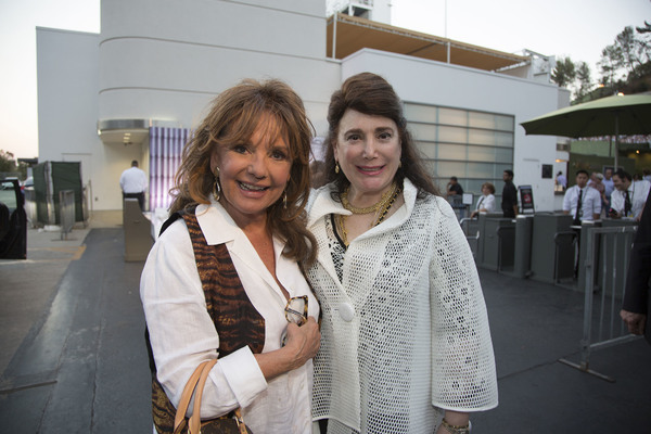 Dawn Wells and Donelle Dadigan