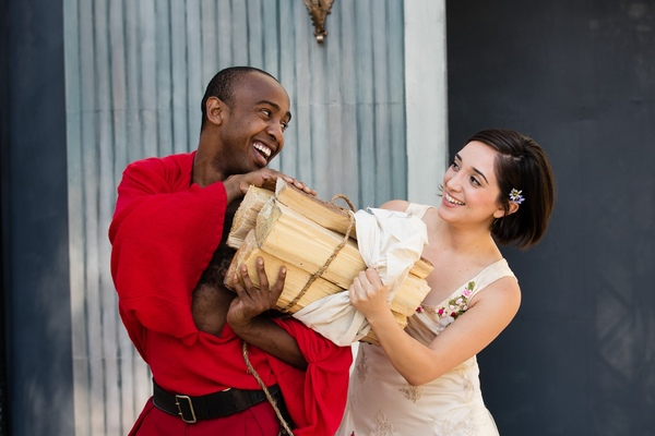 Photo Flash: Independent Shakespeare Co. Presents THE TEMPEST at Old Zoo in Griffith Park