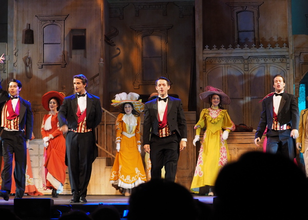 Photos: 3-D Theatricals' HELLO DOLLY! Curtain Call and Stage Door At The Redondo Beach Performing Arts Center