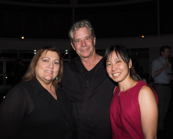 Michelle Black, Robert Yacko, and Yukiko Sumi