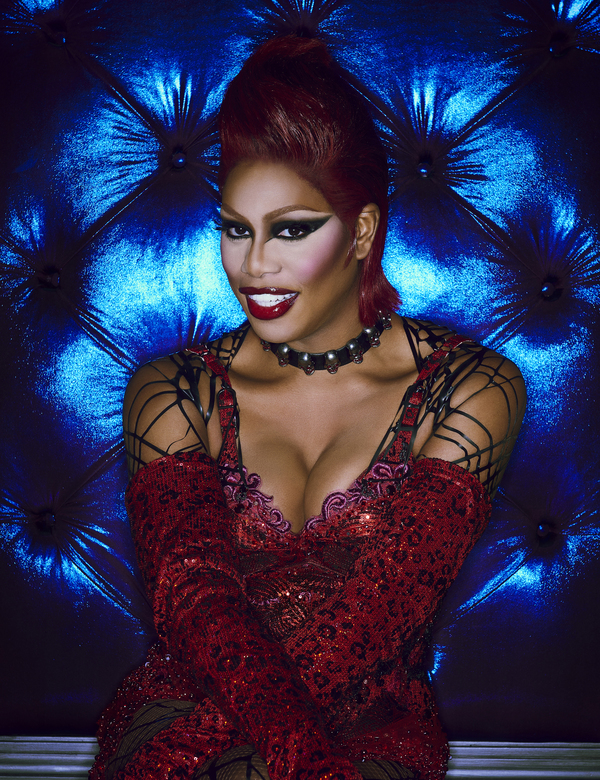 Photo Flash: First Look - Laverne Cox & More in All-New ROCKY HORROR PICTURE SHOW Character Posters