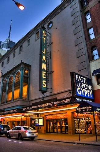 BWW Exclusive: Counting Down to Jennifer Ashley Tepper's THE UNTOLD STORIES OF BROADWAY, VOLUME 3 - The St. James Theatre
