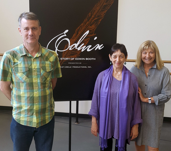 Eric Swanson (book & lyrics), Jane Kosminsky (artistic/executive director), Marianna Rosett (composer)