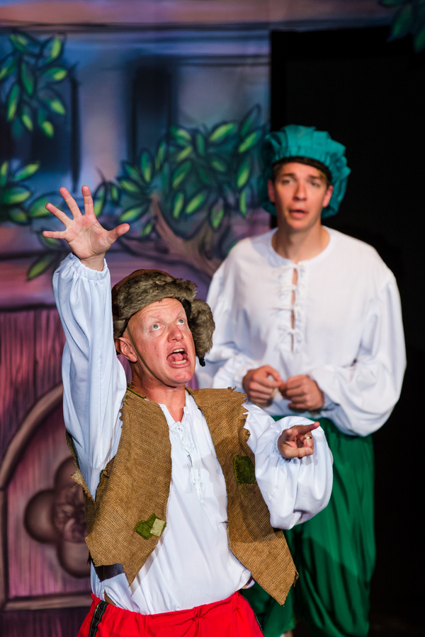 Photo Flash: First Look at Reduced Shakespeare Company's LONG LOST FIRST PLAY