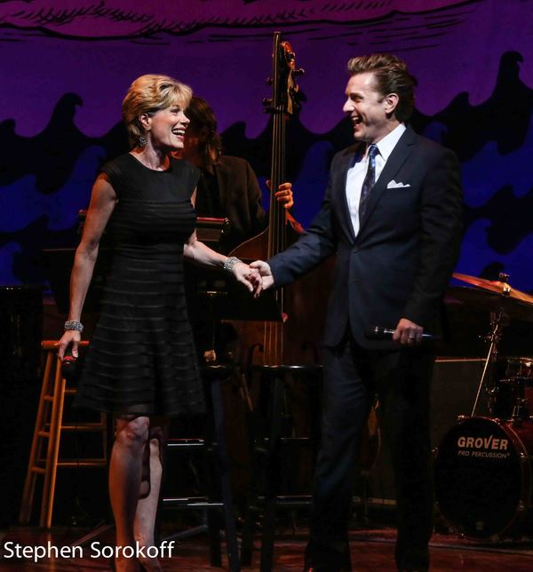 Photo Coverage: Marin Mazzie & Jason Danieley bring BROADWAY AND BEYOND to Barrington Stage Company