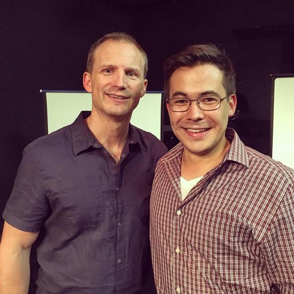 Jeff Bowen and Nick Shoda