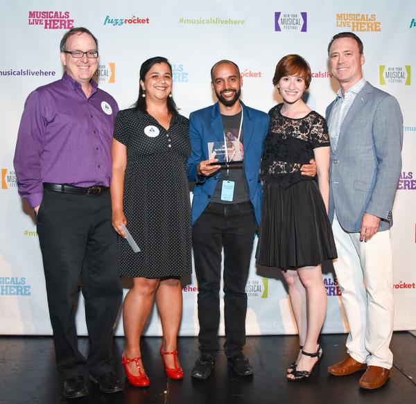 Photos: NYMF Honors 2016 Award Winners - Full List!