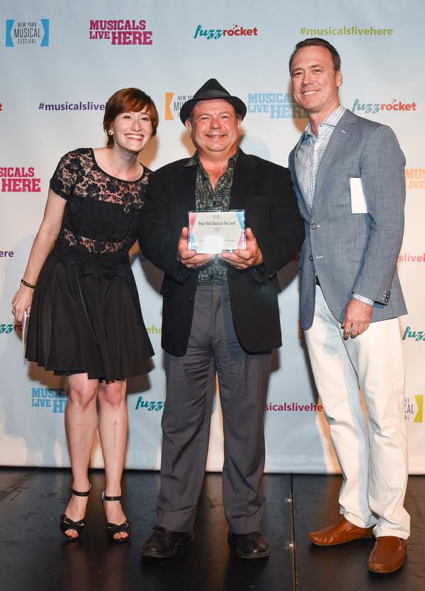 Photo Flash: NYMF Honors 2016 Award Winners - Full List!