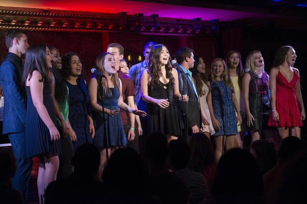 Photo Flash: Broadway Workshop in SHOWS WE'LL NEVER DO at Feinstein's/54 Below