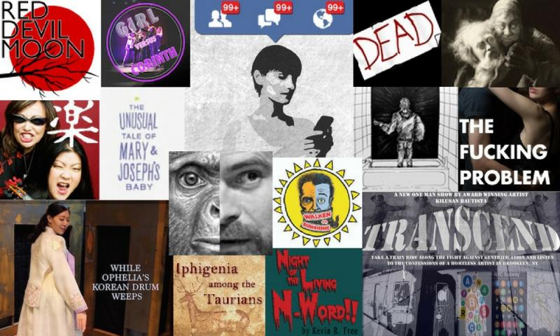 The Maxamoo Podcast Previews the 2016 New York International Fringe Festival