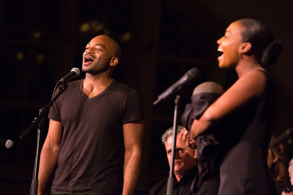 Photo Flash: Wheels of a Dream! First Look at Starry RAGTIME on Ellis Island