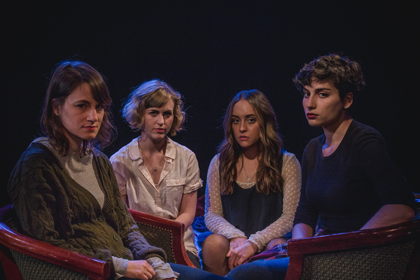 Photos: A Look at JCS Theater's HOLY MOLY at The Flea Theater