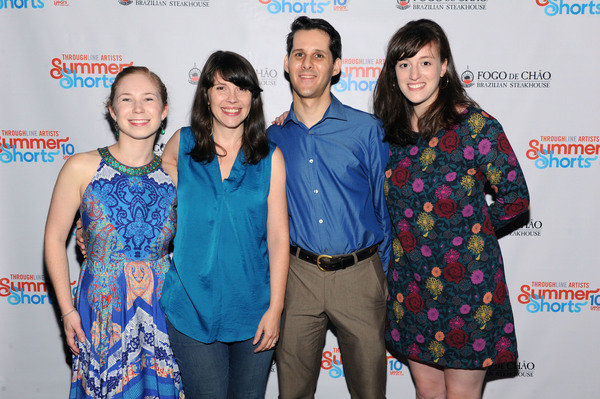 Amy Sutton, Rebecca Lord-Surratt, Nick Moore and Isabella Carter