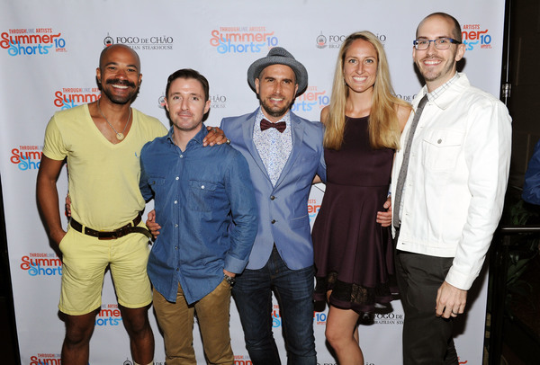 Jesse Cameron Alick, J J Kandel, Kevin Snipes, Krysta Hibbard and Richard Leigh-Nilse Photo