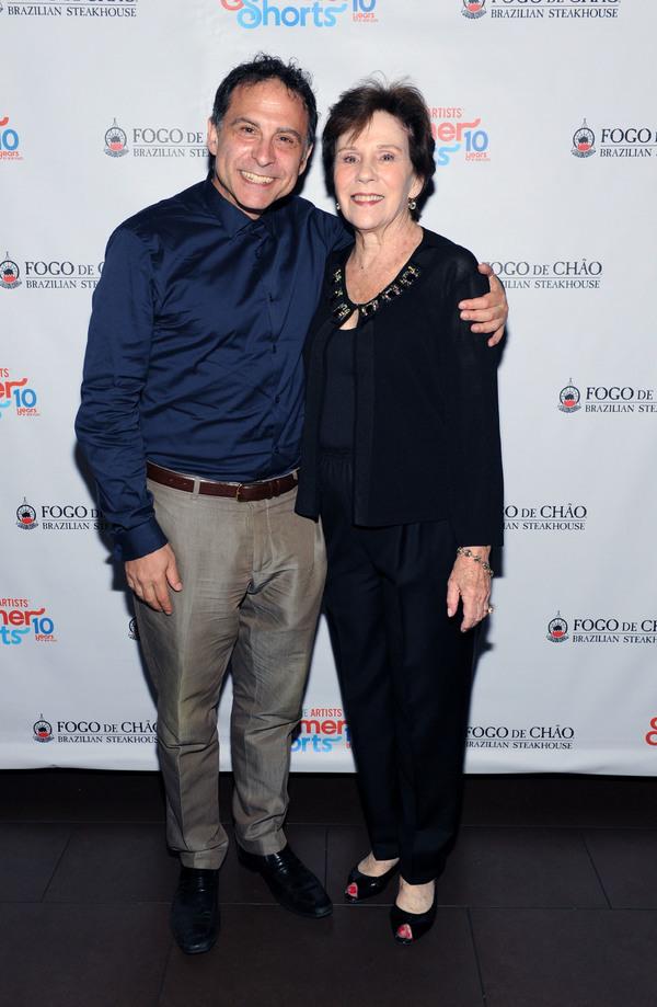 David Deblinger and Maggie Burke