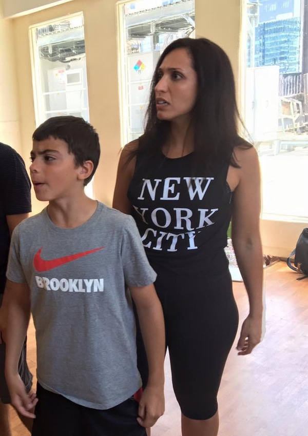 Photo Flash: In Rehearsal with ZUCCOTTI PARK for The New York International Fringe Festival