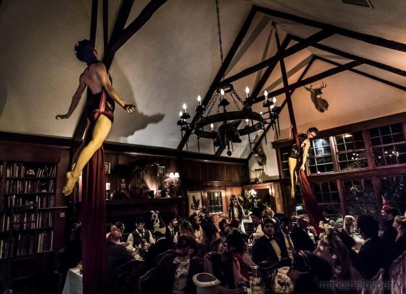 BWW Review: Cynthia Von Buhler Illuminates the Obscure in the Lavish, Erotic, Yet Playful 'Illuminati Ball'