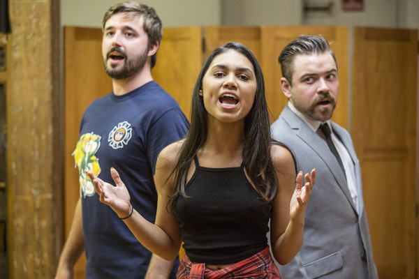 Photo Flash: First Look at Isle of Shoals' OCCUPATION: DRAGONSLAYER 9/11 Musical