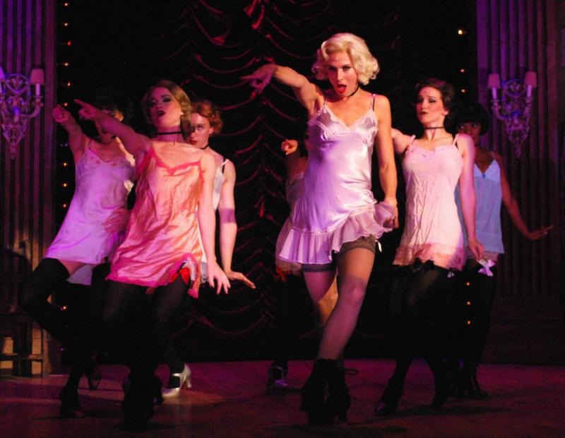 BWW Review: All the World's a Stage in CABARET at the Cape Playhouse