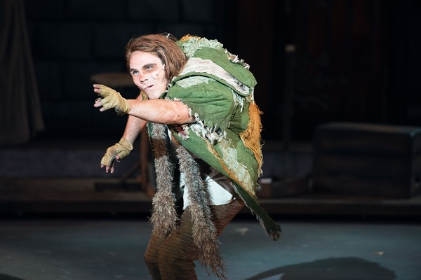 Photo Flash: First Look at THE HUNCHBACK OF NOTRE DAME Outside at Tuacahn Amphitheatre
