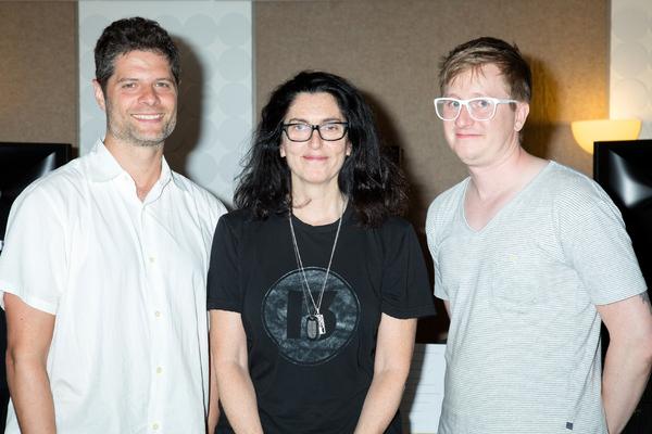Tom Kitt, Tina Landau, Kyle Jarrow
