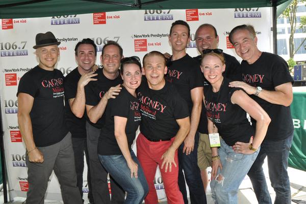 The Cast Of Cagney-Freddie Kimmel, Josh Walden, Joel Newsome, Danette Holden, Robert Creighton, Jeremy Benton, Matt Perri, Karen Hyland and Bruce Sabath