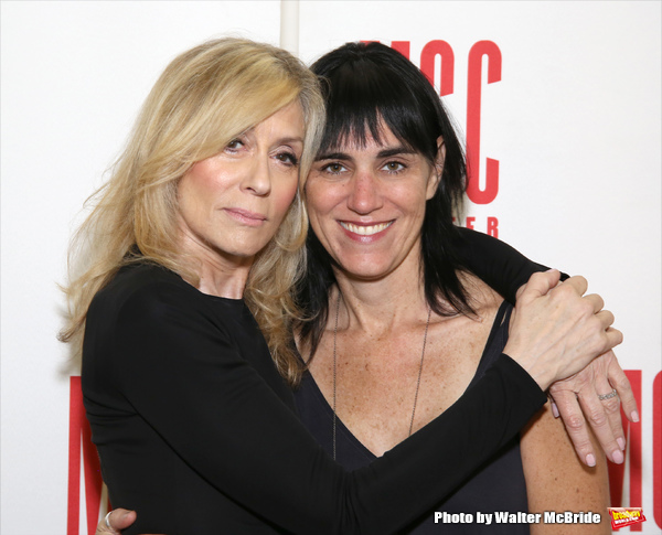 Judith Light and Leigh Silverman