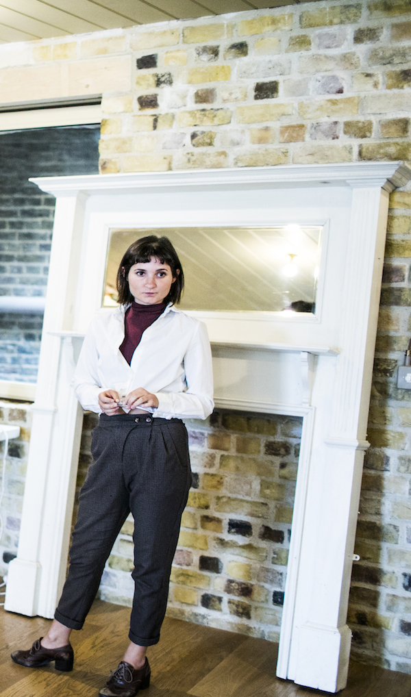 Ruby Bentall (Carson McCullers)