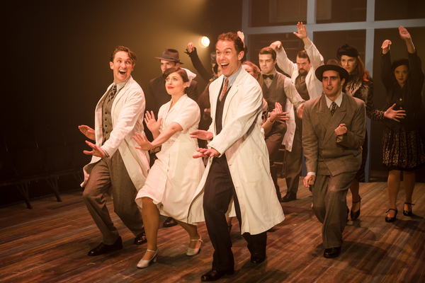 Photo Flash: First Look at Rodgers & Hammerstein's ALLEGRO at Southwark Playhouse