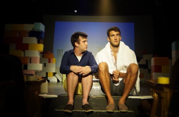 Sean Peter Drohan and Adam Roberts