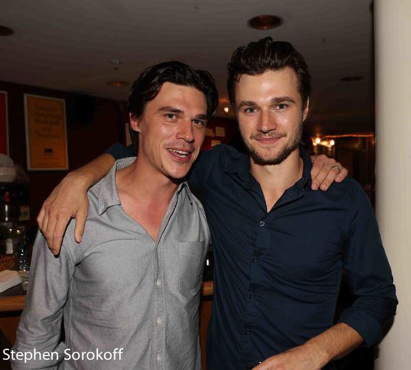 Finn Wittrock & Dylan Wittrock
