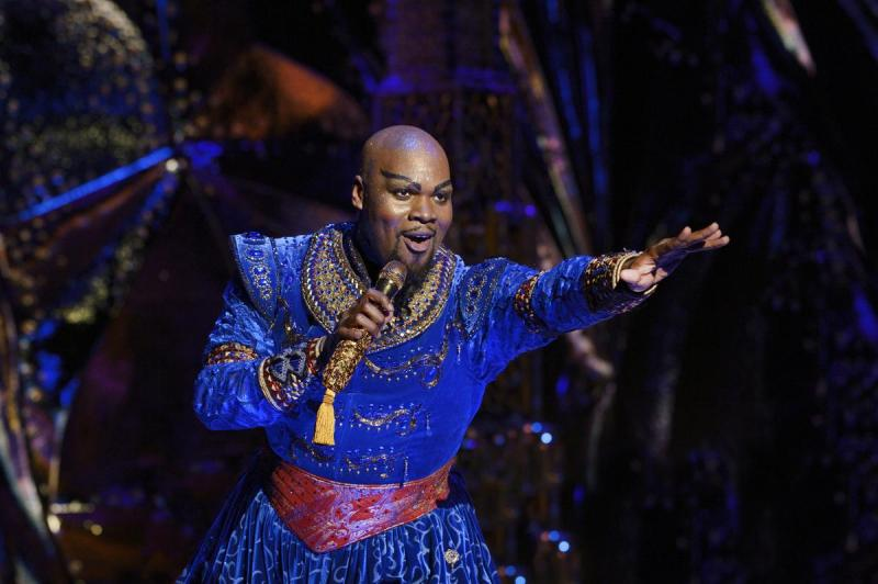 BWW Review: DISNEY'S ALADDIN Shines and Shimmers at Her Majesty's Theatre
