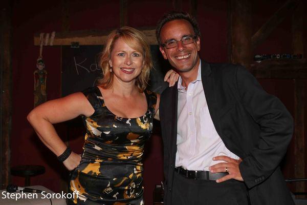 Karen Oberlin & Tedd Firth