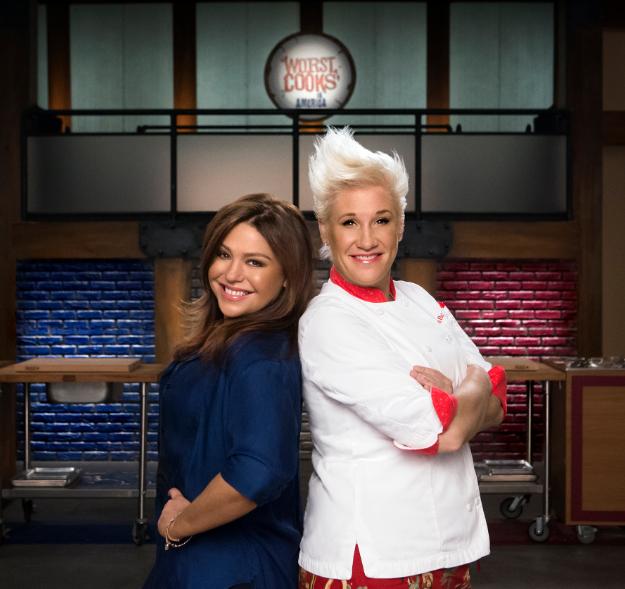 Anne Burrell & Rachel Ray Set For New Season Of WORST
