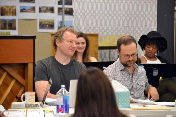 Bob Martin (Book) and Matthew Sklar (Composer)