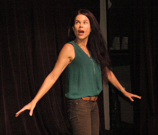 Debra Ehrhardt's new play, Cock Tales: Shame on Me! gives her the opportunity to share about how she got over the shame and learned to enjoy men's bodies as well as her own.