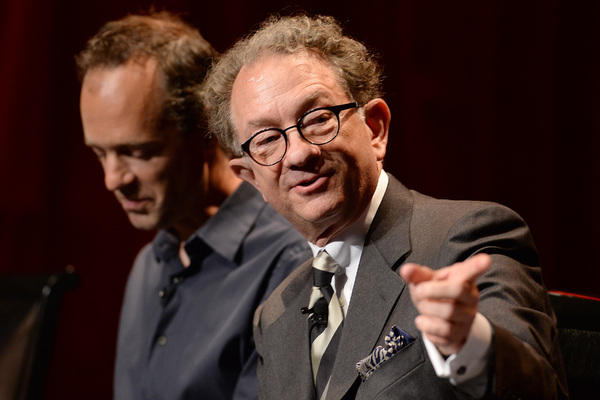 GREASE LIVE William Ivey Long talks during FOX''s GREASE LIVE Q&A With the Creative Team at the Hudson Ballroom on Monday, August 15, 2016 in New York City. (Photo by Anthony Behar/Fox/PictureGroup)