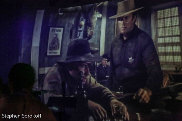 Joe Sirola & Clint Eastwood