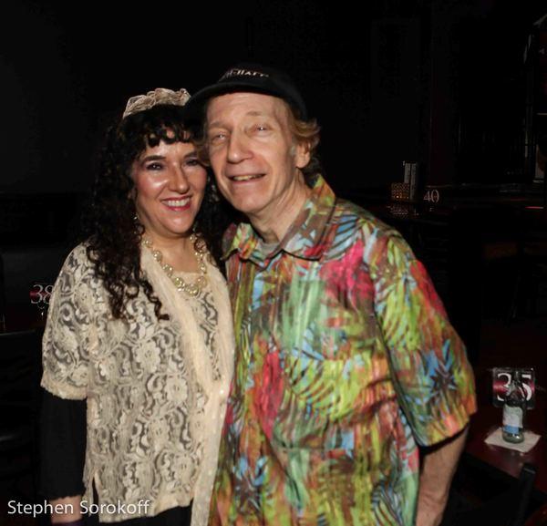 Barbara Siegel & Scott Siegel