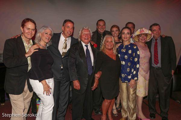 Steve Ross, Jamie deRoy, Bernard Furshpan, Joe Sirola, Claire Gozzo, Joanne Camilleri Photo
