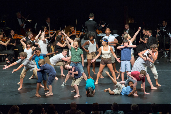 Photo Coverage: Fly to Neverland with Transport Group's PETER PAN Benefit Concert!