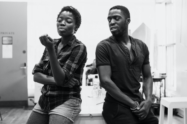 Photos: In Rehearsal with COUNTING STARS